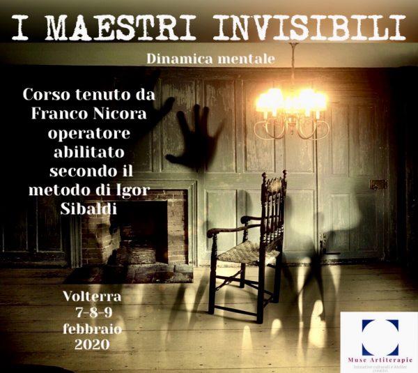 Franco Nicora: i maestri invisibili