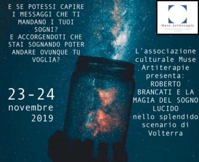Roberto Brancati e la Magia del Sogno Lucido