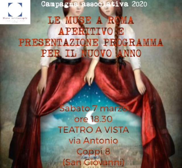 Muse Artiterapie a Roma