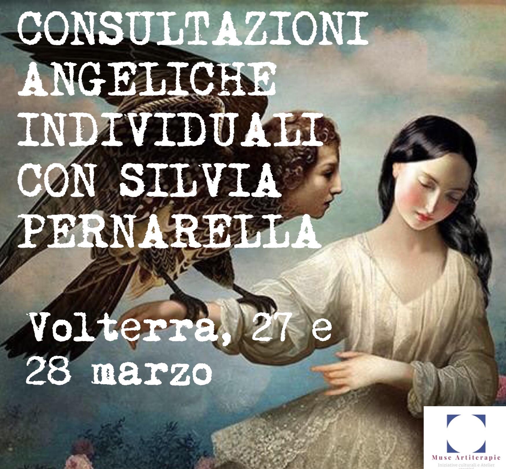 Consultazioni individuali con Silvia Pernarella
